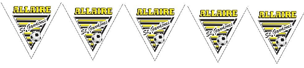 Club Sportif Saint Gaudence Foot Allaire : site officiel du club de foot de ALLAIRE - footeo