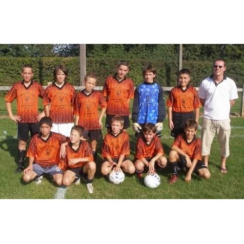 13 ans équipe 3