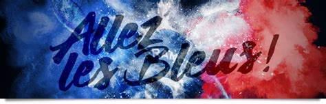 allez les bleus...............................................