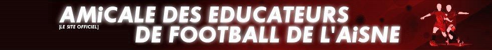 Amicale des Educateurs de Football de l'Aisne : site officiel du club de foot de CHAUNY - footeo