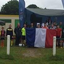 Tournoi de l'Euro 2016 - L'Espoir Football Club Condéen