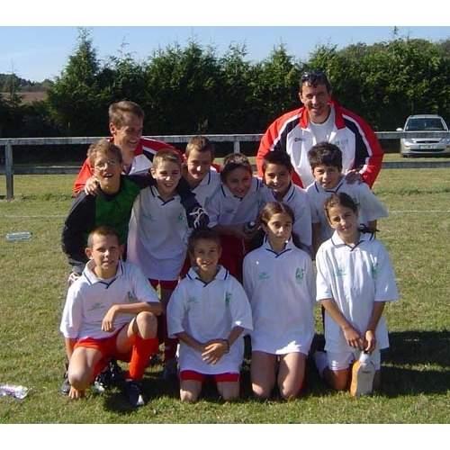 11 ans équipe 3