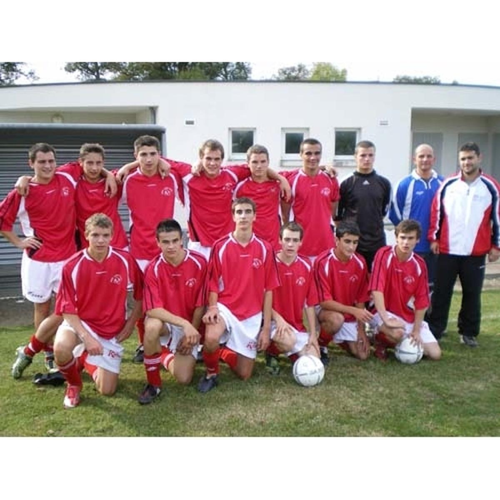 18 ans équipe 1