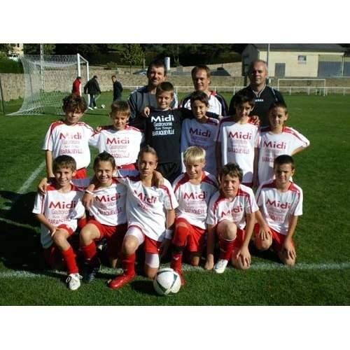 11 ans équipe 1