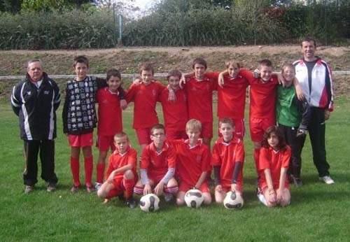 U13 équipe 2 (nés en 1997-98)