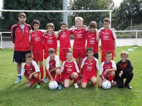 U13 équipe 2 (nés en 1998-99)