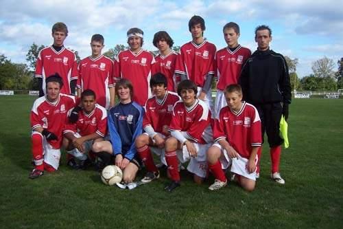 U17 équipe 1 (nés en 1993-94)