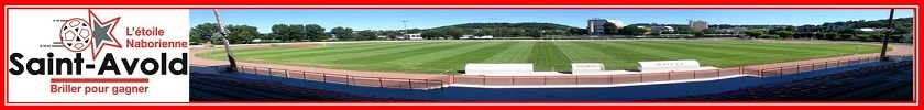 Etoile Naborienne Saint-Avold : site officiel du club de foot de ST AVOLD - footeo