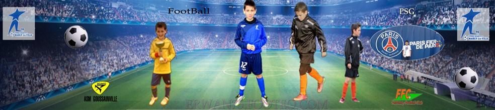MARLY LA VILLE E.S - Erwan75.Footeo.com : site officiel du club de foot de Marly-la-ville - footeo