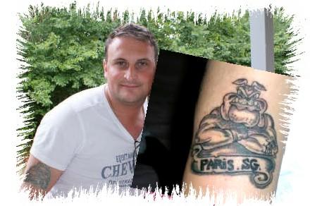 tatouage nico gustave!