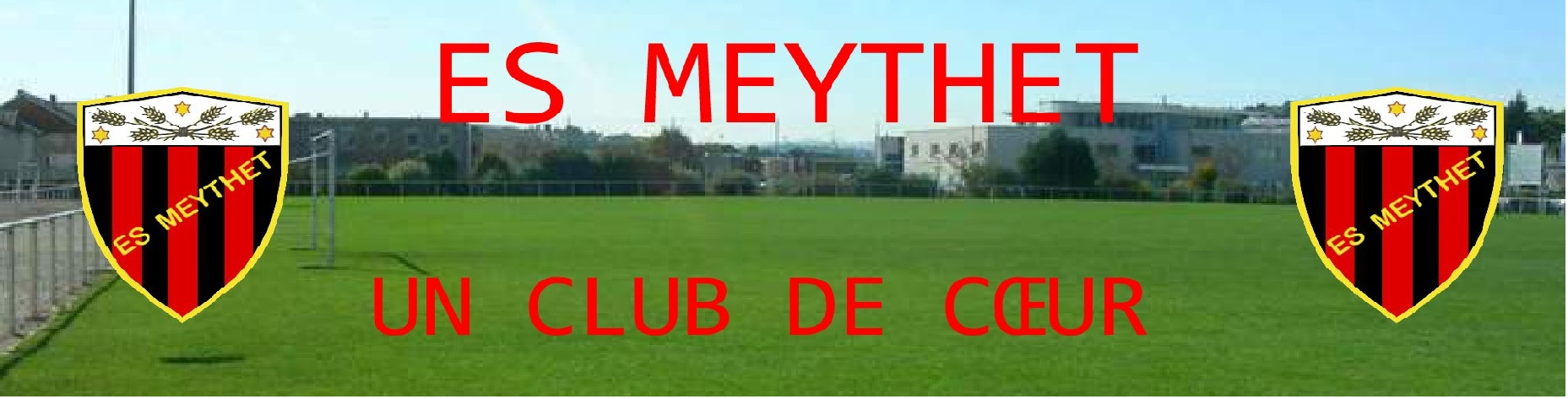 Site Internet officiel du club de football Etoile Sportive de Meythet