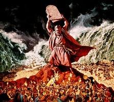 place les 10 commandements