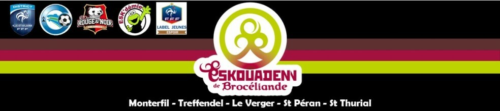 ESKOUADENN de BROCELIANDE : site officiel du club de foot de MONTERFIL - footeo