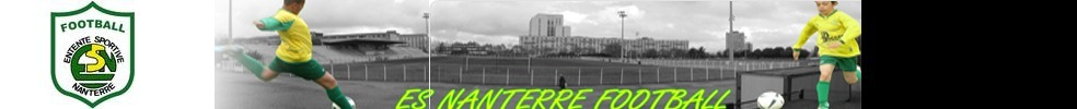 Site Internet officiel du club de football ES NANTERRE
