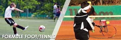 Notre stage Foot/Tennis va bientôt ouvrir ses portes...