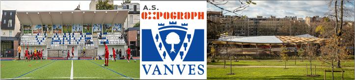 A.S. EXPOGRAPH VANVES : site officiel du club de foot de VANVES - footeo