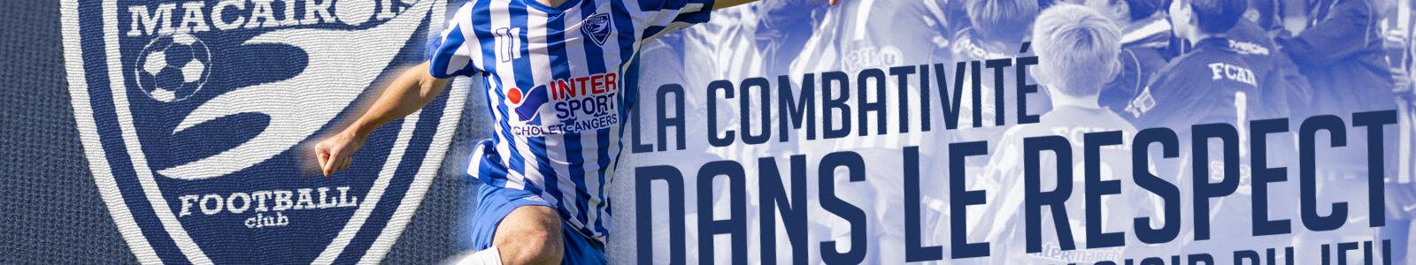 Saint André Saint Macaire. FC : site officiel du club de foot de Sèvremoine - footeo