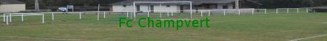 Fc-Champvert : site officiel du club de foot de Champvert - footeo