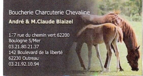 CHEVALINE  BLAIZEL