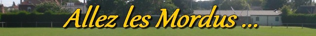 Site Internet officiel du club de football Mordus de VERQUIN