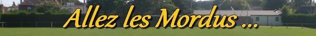 Mordus de VERQUIN : site officiel du club de foot de VERQUIN - footeo