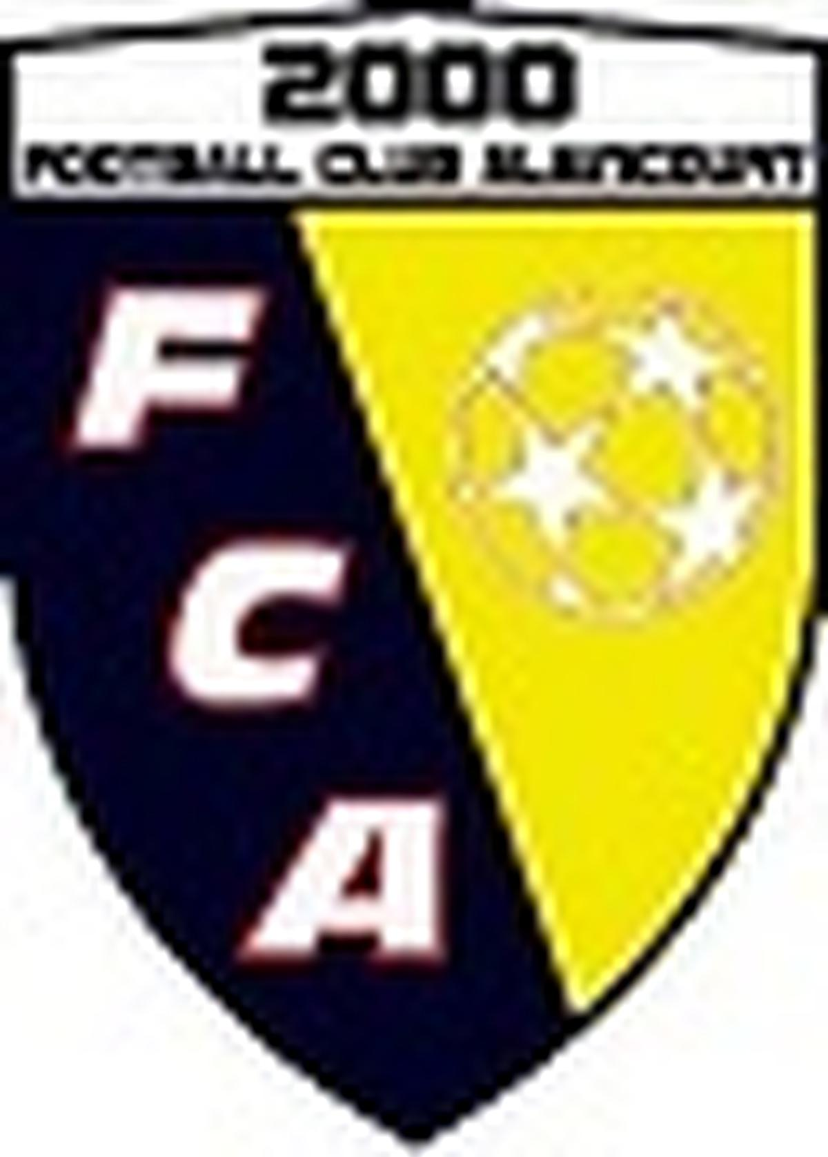 logo du club Football Club Alaincourt