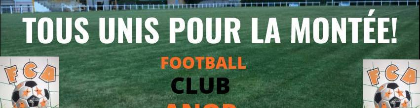 FC Anor : site officiel du club de foot de  - footeo
