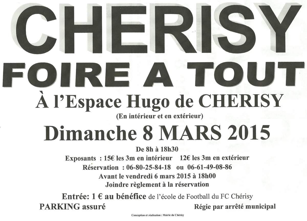 Actualit foire tout ch risy club football football club de ch risy footeo - Foire a tout 60 ...