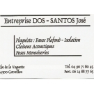 ENTREPRISE DOS SANTOS José