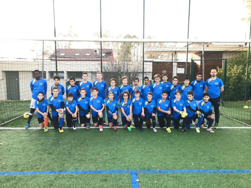 GROUPE SECTION SPORTIVE 2017/2018