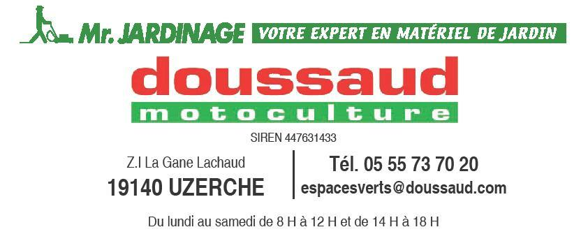 Motoculture doussaud club football football club cublac for Ads briconautes