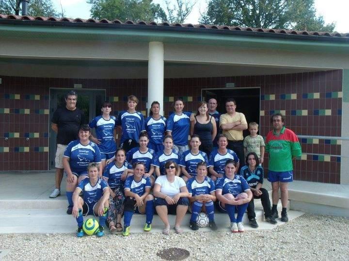FC Excideuil St Medard Féminines