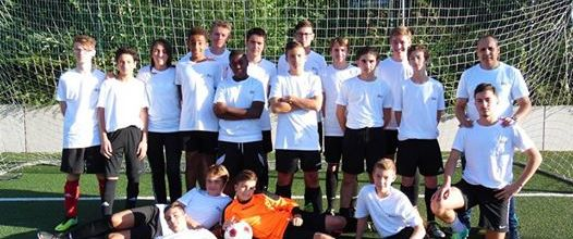 FC GANSHOREN U16 : site officiel du club de foot de Ganshoren - footeo