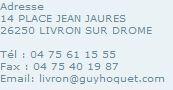 Guy Hoquet Adresse