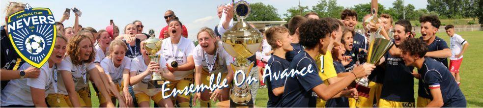 FC NEVERS 58 : site officiel du club de foot de NEVERS - footeo