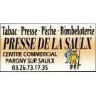 PRESSE DE LA SAULX