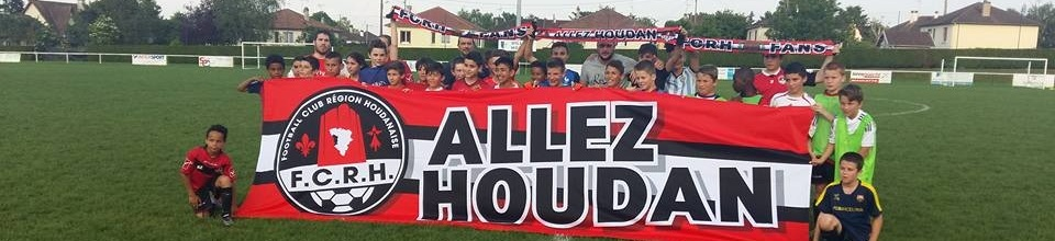Football Club de la Région Houdanaise : site officiel du club de foot de HOUDAN - footeo