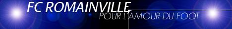 F.C.ROMAINVILLE : site officiel du club de foot de ROMAINVILLE - footeo