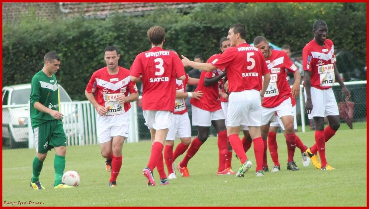 Actualité  Bois Guillaume  FC Rouen  club Football FC  ~ Fc Bois Guillaume