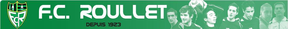 Site Internet officiel du club de football Football Club de Roullet Saint-Estephe