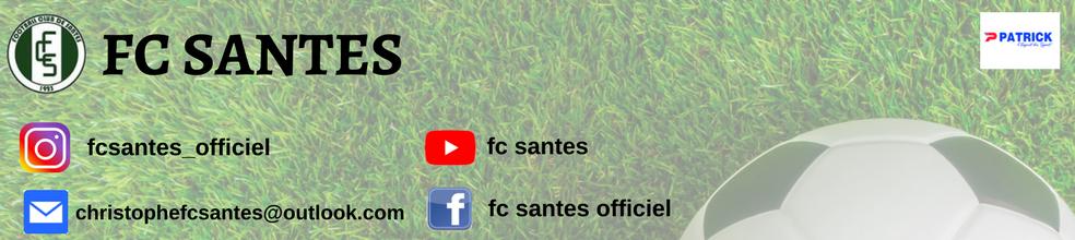 FC SANTES : site officiel du club de foot de SANTES - footeo