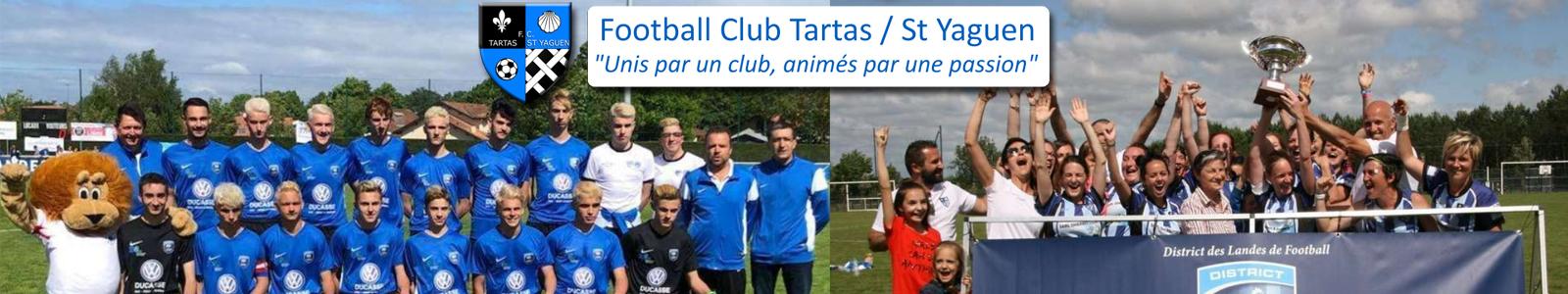 Football Club Tartas St Yaguen : site officiel du club de foot de TARTAS - footeo