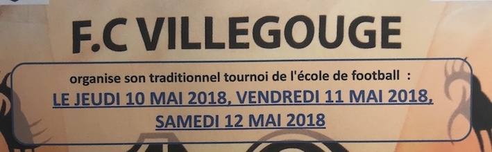 FOOTBALL CLUB VILLEGOUGEOIS : site officiel du club de foot de VILLEGOUGE - footeo