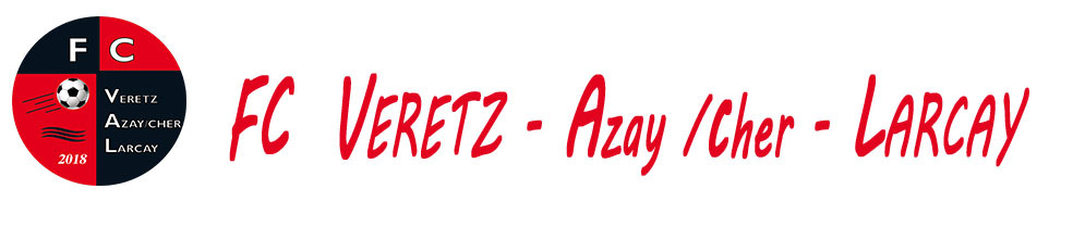 FOOTBALL CLUB   VERETZ - AZAY - LARÇAY : site officiel du club de foot de VERETZ - footeo