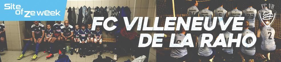 Football Club Villeneuve de la Raho (FCVR) : site officiel du club de foot de VILLENEUVE DE LA RAHO - footeo