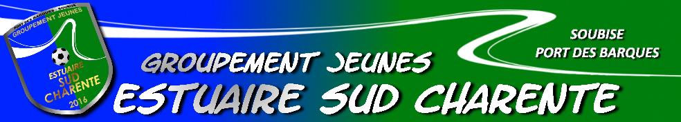 Groupement Jeunes Estuaire Sud Charente : site officiel du club de foot de BEAUGEAY - footeo
