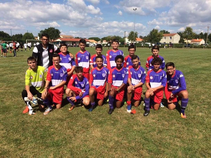 Equipe U15