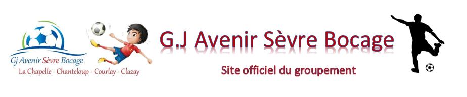 Groupement de Jeunes Avenir Sevre Bocage : site officiel du club de foot de CHANTELOUP - footeo