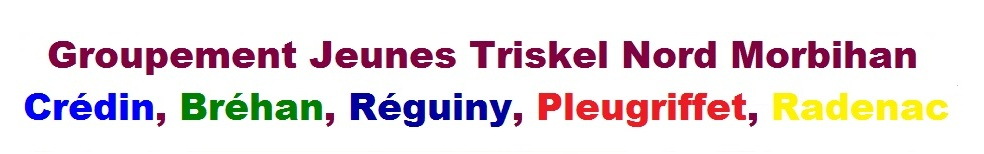 GROUPEMENT JEUNES TRISKEL NORD MORBIHAN : site officiel du club de foot de Kerfourn - footeo