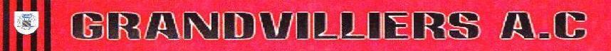 GRANDVILLIERS ATHLETIC CLUB FOOTBALL : site officiel du club de foot de GRANDVILLIERS - footeo